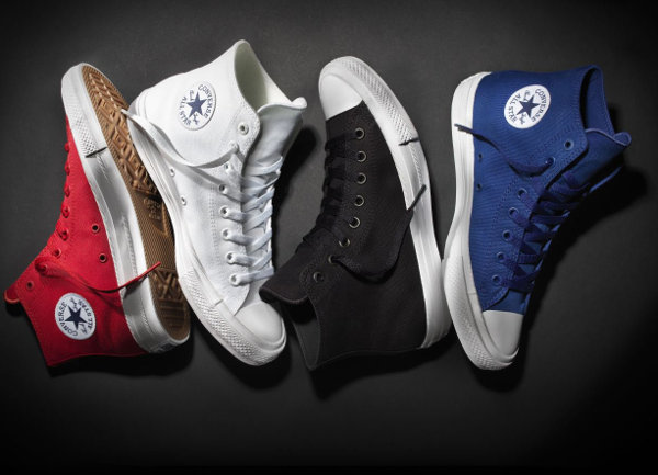 Converse All Star 2 - duboke starke