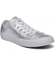 Converse Chuck Taylor All Star Metallic Silver-White Ox