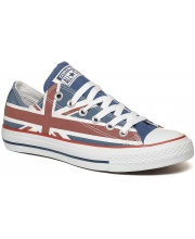 CONVERSE PATIKE Chuck Taylor All Star UK Flag Ox