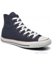 CONVERSE PATIKE Chuck Taylor All Star Embroidery Natural Hi