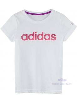ADIDAS MAJICA Linear Tee Junior