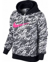NIKE DUKS Club AOP Hoody Women