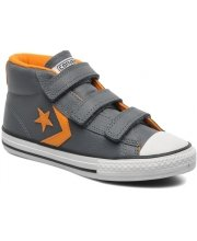 CONVERSE PATIKE Star Player 3V Leather Mid Kids