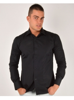 MARSHALL KOŠULJA Simply Black Men (Slim Fit)