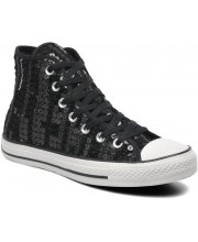 CONVERSE Chuck Taylor All Star Sequin Shine Hi Women