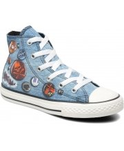 CONVERSE PATIKE Chuck Taylor All Star Print Hi Kids