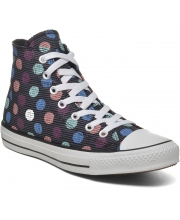CONVERSE PATIKE Chuck Taylor All Star Polka Dot Hi Women