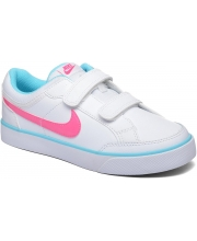 NIKE PATIKE Capri 3 Leather (Psv) Kids