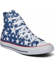 CONVERSE PATIKE All Star Print Stars Midnight Hi