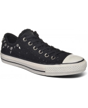 CONVERSE PATIKE Chuck Taylor All Star Black Hardware Women Ox