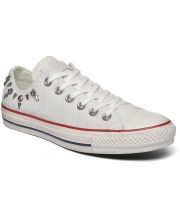 CONVERSE PATIKE Chuck Taylor All Star White Hardware Women Ox
