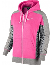 NIKE DUKS Club FZ Hoody Women