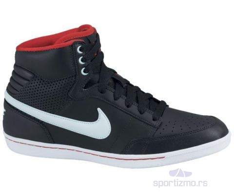 NIKE Wmns Double Team Leather Hi
