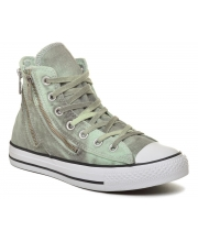 CONVERSE PATIKE Chuck Taylor All Star Dual Zip Wash Women