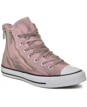 CONVERSE PATIKE Chuck Taylor All Star Dual Zip Wash Woman