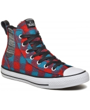 CONVERSE PATIKE Chuck Taylor All Star Chelsee Woolrich Women