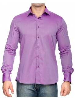 MARSHALL KOŠULJA Purple Elegant (Slim Fit)