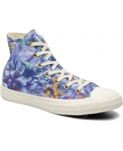 CONVERSE PATIKE Chuck Taylor All Star Floral Print Hi Women