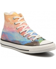 CONVERSE PATIKE Chuck Taylor All Star Hi Photo Real Sunset Women