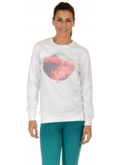 CONVERSE DUKS Graphic Tunic Sweatshirt Women