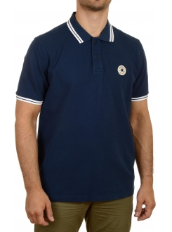CONVERSE MAJICA Core Pinstripe Polo Men