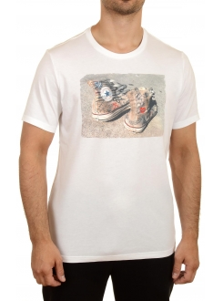 CONVERSE MAJICA Chuck Photo Crew Tee Men