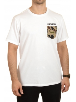CONVERSE MAJICA Camo Pocket Tee Men