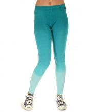 CONVERSE HELANKE Dip Dye Cotton Legging Women