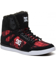 DC PATIKE Rebound Slim WNT High Top Women