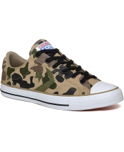 CONVERSE PATIKE Star Player Camo Graphic Unisex