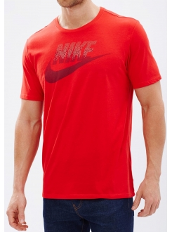 NIKE MAJICA Tee-Oversize Spackle Futura Men