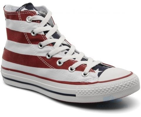 CONVERSE PATIKE Chuck Taylor All Star Stars & Bars Hi