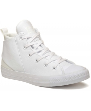 CONVERSE PATIKE Chuck Taylor All Star Sloane Monochrome Leather Hi