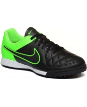 NIKE PATIKE Tiempo Genio Leather Turf Kids