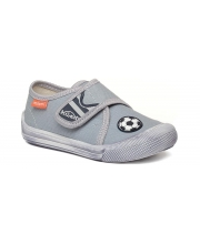 MILAMI PATOFNE Magic Football Grey