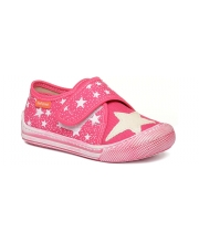 MILAMI PATOFNE Stella Glomy Pink With White Star
