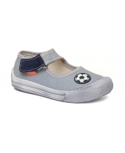 MILAMI PATOFNE Butterfly Grey Footbal