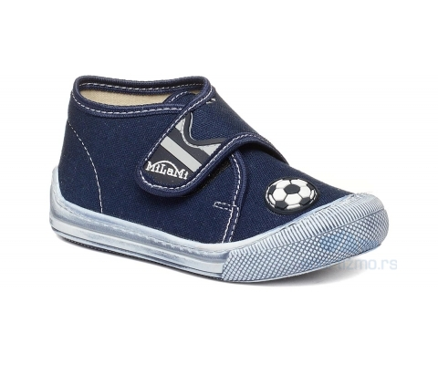 MILAMI PATOFNE Charlie Navy Blue Football