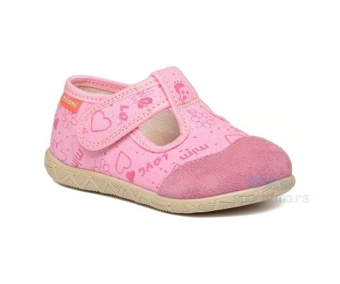 MILAMI PATOFNE Trend Pink
