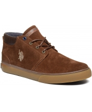 US POLO ASSN CIPELE Galan Brown Men