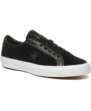CONVERSE PATIKE CONS One Star Pro Rub-Off Leather Ox