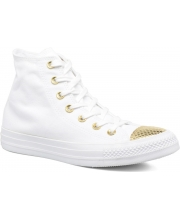CONVERSE PATIKE Chuck Taylor All Star Hi Metallic Toecap