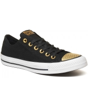 CONVERSE PATIKE Chuck Taylor All Star Ox Metallic Toecap