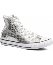 CONVERSE PATIKE Chuck Taylor All Star Hi Metallic Snake Leather