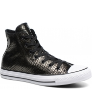 CONVERSE PATIKE Chuck Taylor All Star Metallic Snake Leather Hi