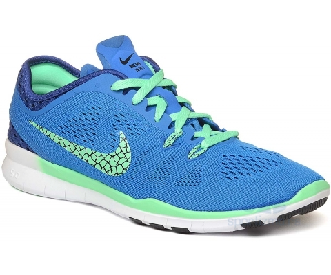NIKE PATIKE Free 5.0 Tr Fit 5 Prt Women