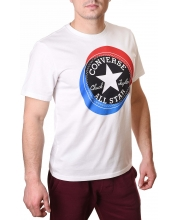 CONVERSE MAJICA Circle Chuck Patch Tee Men
