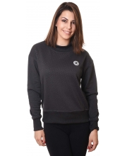 CONVERSE DUKS Shield Mock Neck Crew Women
