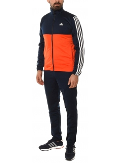 ADIDAS TRENERKA Back 2 Basics 3 Stripes Tricot Tracksuit Men