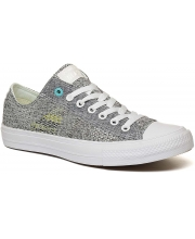 CONVERSE PATIKE Chuck Taylor All Star II Open Knit Grey Ox